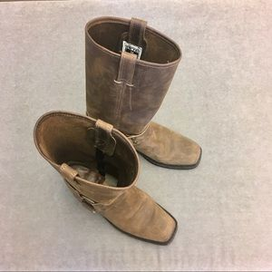 Frye Boots Harness 12R